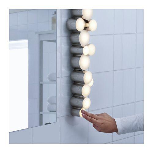 SÖDERSVIK LED vägglampa  - IKEA