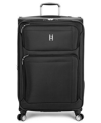 """Delsey Suitcase, 29\"""" Helium Breeze 4.0 Rolling Expandable Spinner Suiter Upright"""