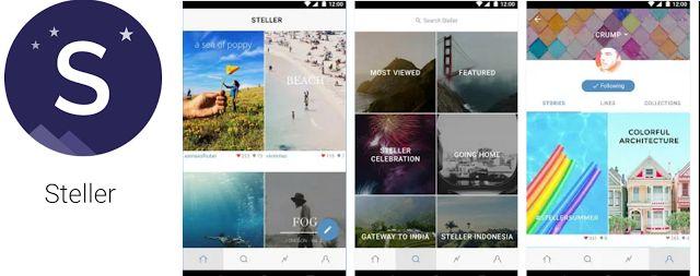 Crea y aprende con Laura: Steller, una buena app para Digital Storytelling (...