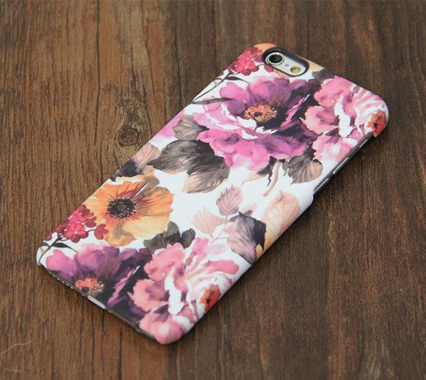 Abstract Artist Floral Design iPhone 6 Case/Plus/5S/5C/5/4S Protective Case – Acyc