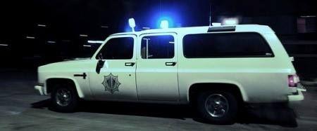Rotterdam - politie auto, Chevrolet C10