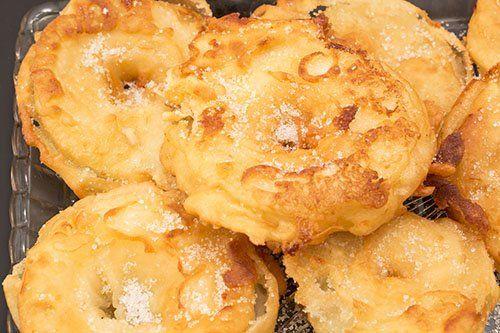 Manzanas Fritas Te enseñamos a cocinar recetas fáciles cómo la receta de Manzanas Fritas y muchas otras recetas de cocina..