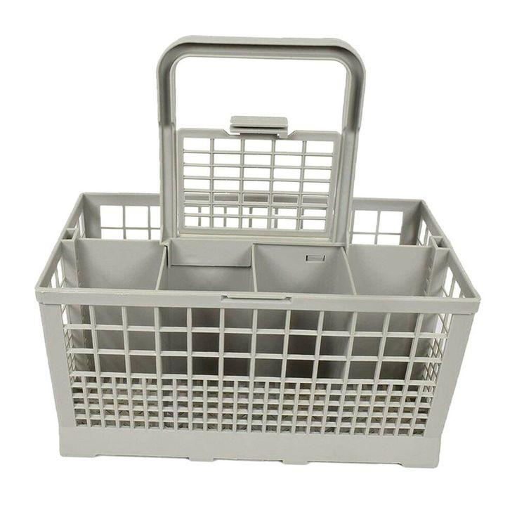 8 slot dishwasher cutlery basket cage spoon rack universal