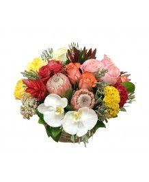 Cosuri de flori Cos exotic
