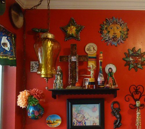 Mexican Themed Home Decor: 119 Best Images About Mexican Indian Colors On Pinterest