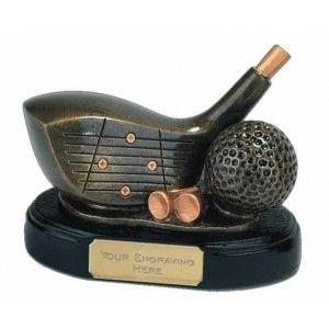 Driver Golf Trophy