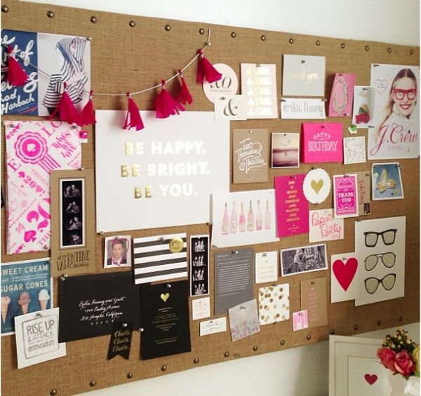 cork board  I want it HUGE like this so I can put my world on it as well as my other pins too