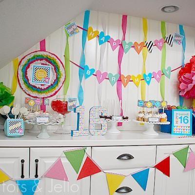 12 Best Surprise Party Ideas Images On Pinterest