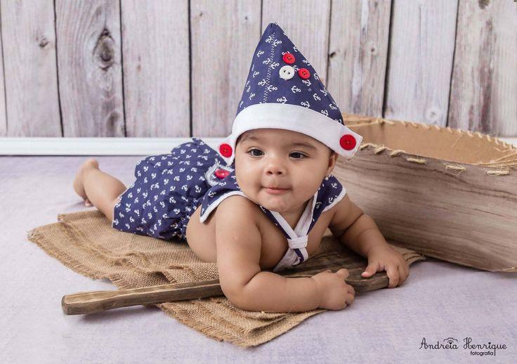 Ana Laura 7 meses