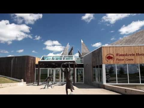 Wanuskewin Heritage Park, one of Canada's National Historic Sites, brings to life the history and culture of the Northern Plains Indians.