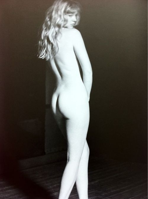 Young Lea Seydoux nude casting