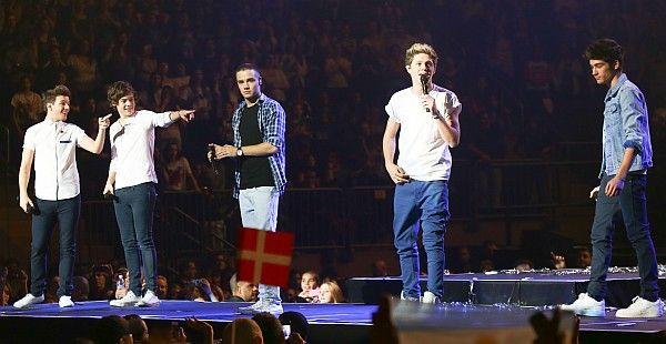 One Direction Tour 2014 - Konzert in Düsseldorf bestätigt