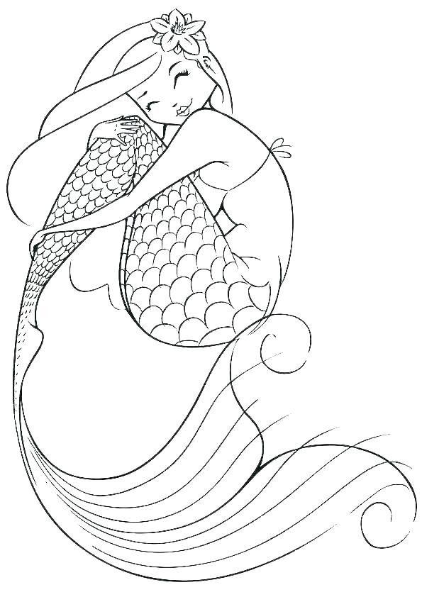 Pin By Myrna L Rivera On Dibujos Para Ninos Mermaid Coloring Pages Fairy Coloring Pages Mermaid Coloring
