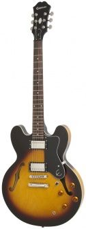 Epiphone DOT STUDIO demi-caisse love it !
