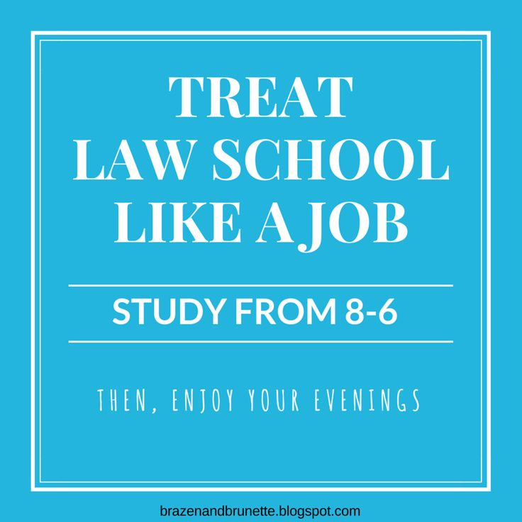 Lessons from Law School Orientation Day 2 | brazenandbrunette.blogspot.com
