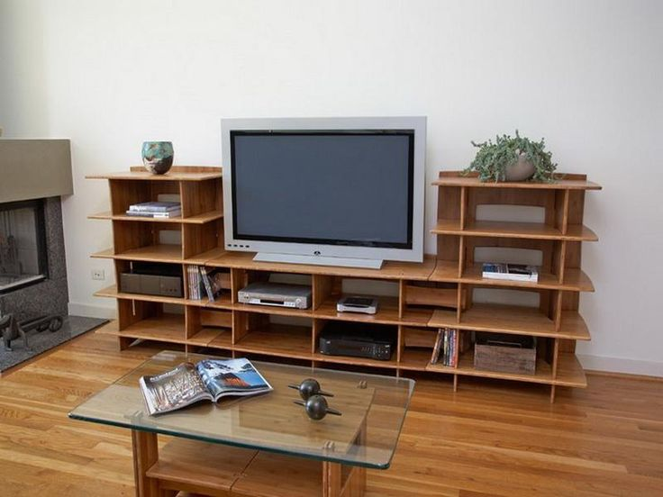 Tv Stand Living Room Ideas: 17 Best Ideas About Unique Tv Stands On Pinterest