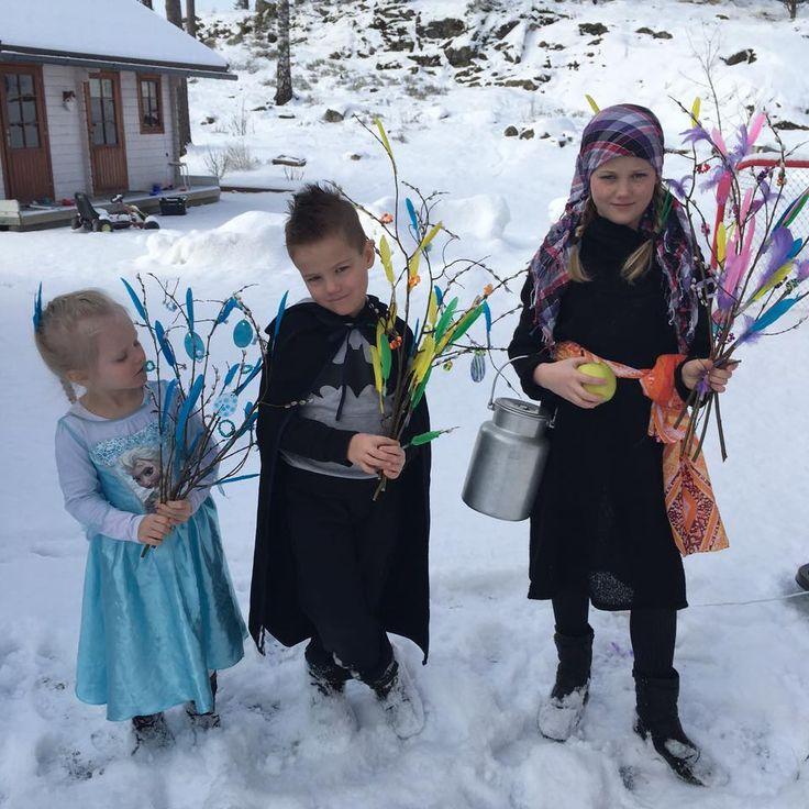 Les coutumes de Pâques y sont encore très vivaces car cette fête sonne l'arrivée tant attendue du printemps après les longs mois de l'hiver nordique....  Lisez le blog pour y trouver l'offre surprise!