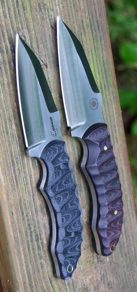 Boker Plus Mosier EDC Fixed Knife Blade