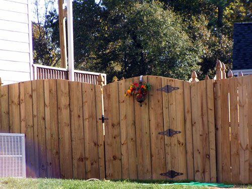 45 best Yard images on Pinterest Garden fences, Outdoor ideas