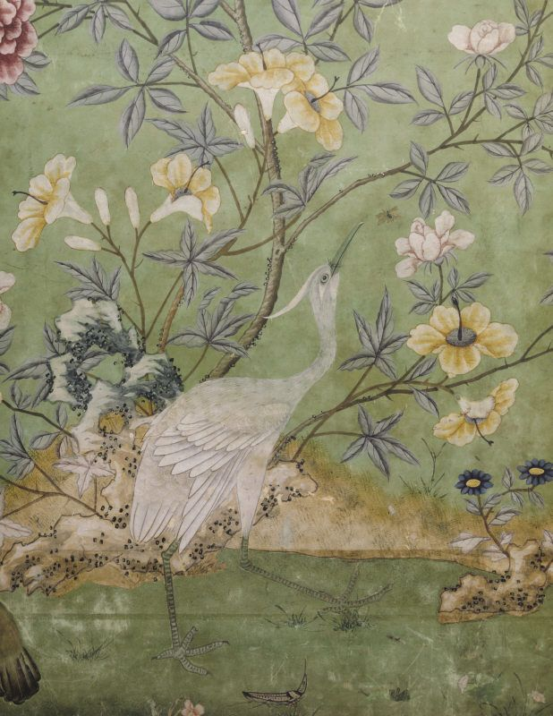 les 86 meilleures images du tableau zuber sur pinterest peintures murales tapis et papiers peints. Black Bedroom Furniture Sets. Home Design Ideas
