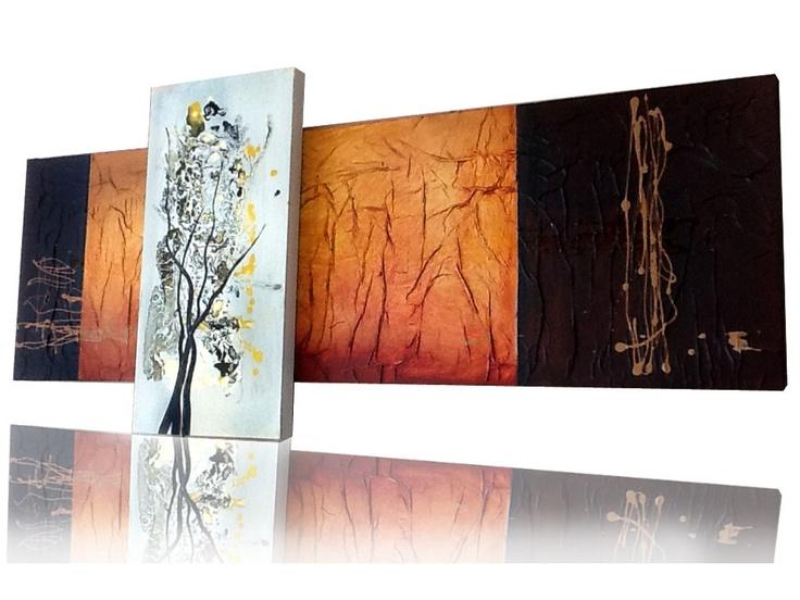 Cuadro bosque cuadros modernos minimalistas pinterest - Bimago cuadros modernos ...