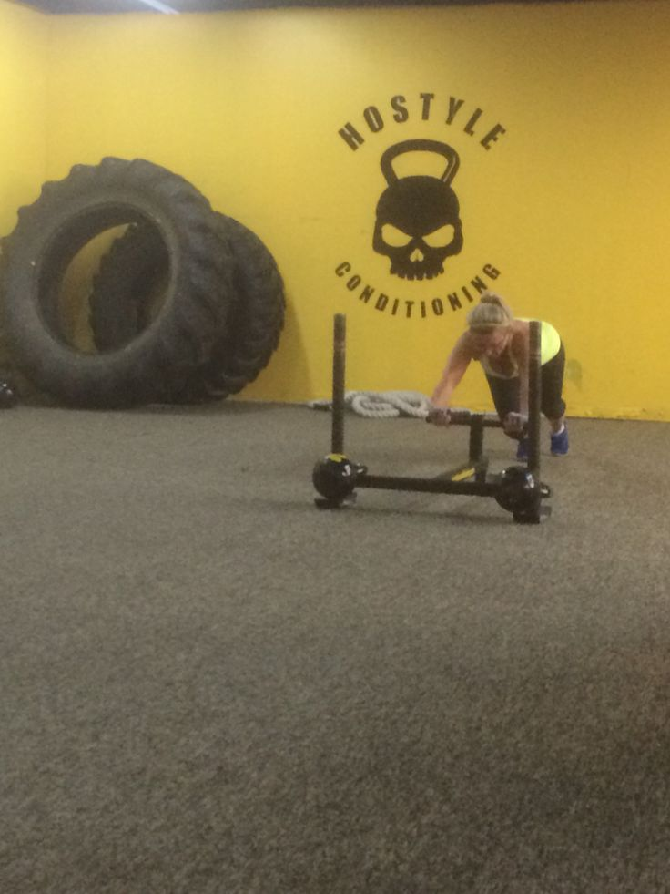 Pat pushing some heavy prowler
