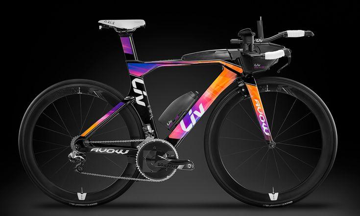 Liv Giant Avow Advanced Pro women's Time Trial Bike