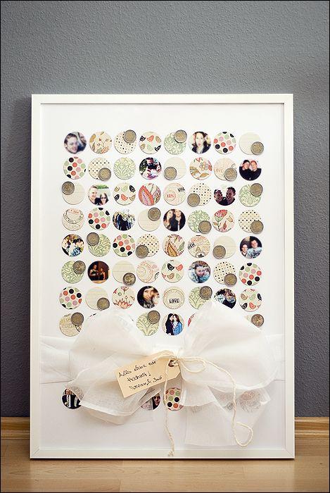 Hochzeits-Geld-Geschenk von Steffi Berger