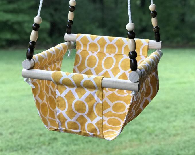 Kinderschommel Voor Buiten.Baby Swing Cloth Swing Nursery Swing Outdoor Swing