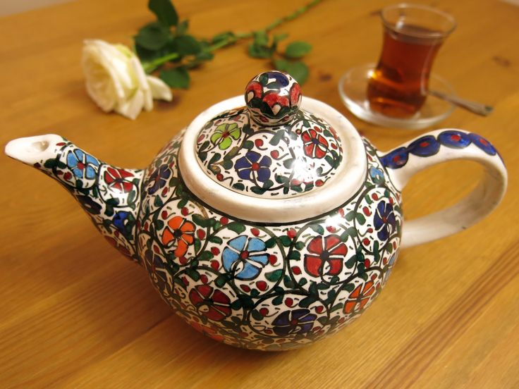 Verlosung: Türkische Teekanne