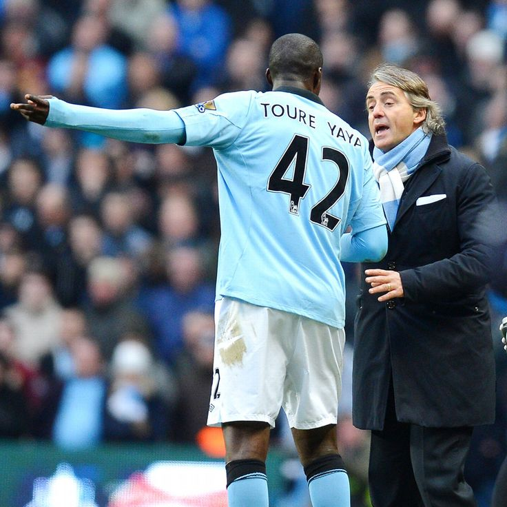 Yaya Toure unlikely to join Inter Milan in summer - Roberto Mancini