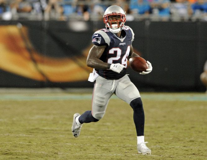 New England Patriots CB Cyrus Jones discusses his fumbling issues and a frustrating rookie year.