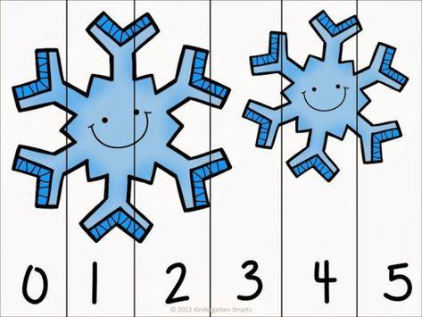 Puzzles d'hiver