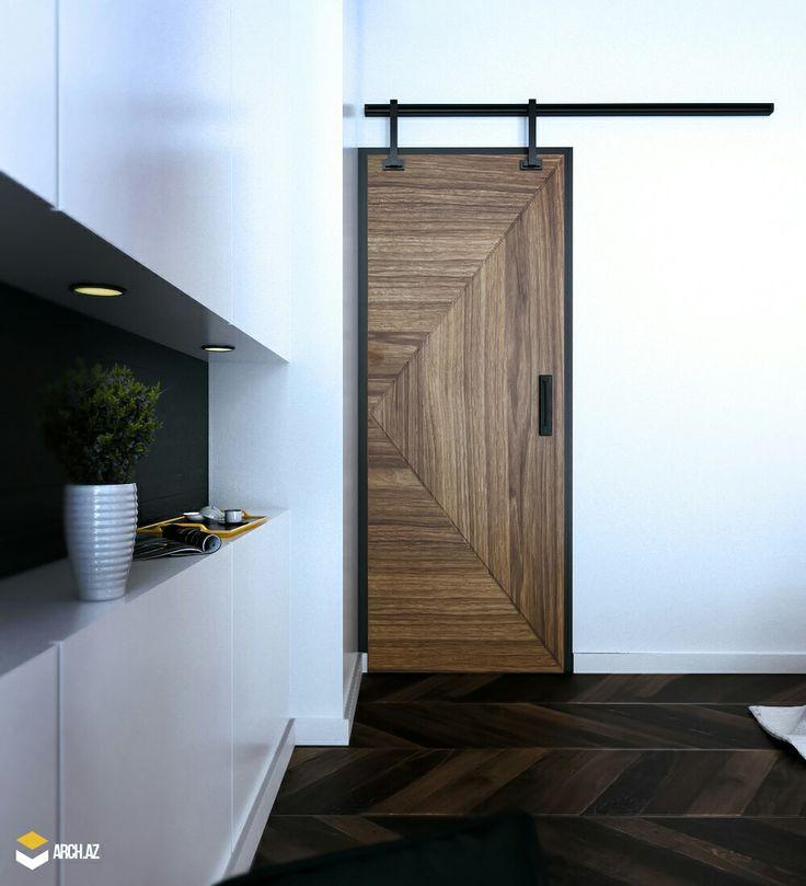 Bedroom Door, Interior Design