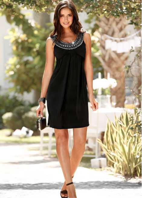 La robe pervenche - BODYFLIRT acheter online - bonprix.fr