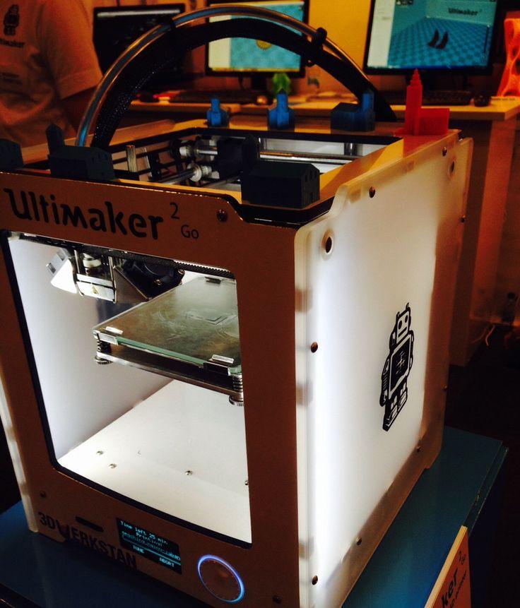 3D-skrivare i klassrummet kombinerar historia och modern teknologi,