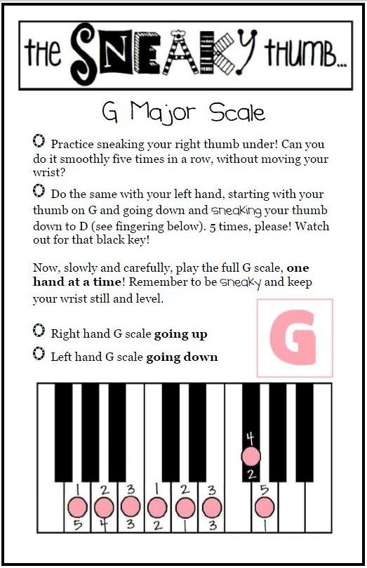 love the step by step cklists for Scales, I, V7 Chords & Alberti Bass on this lesson plan from The Teaching Studio: My Muscle Builder Book: Level 3!