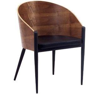 LexMod Philippe Starck Style Pratfall Chair
