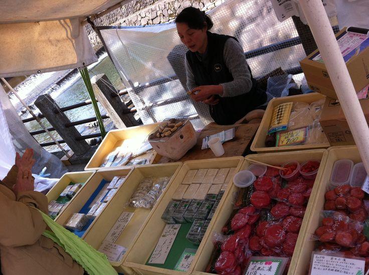 Morning Market Takayama