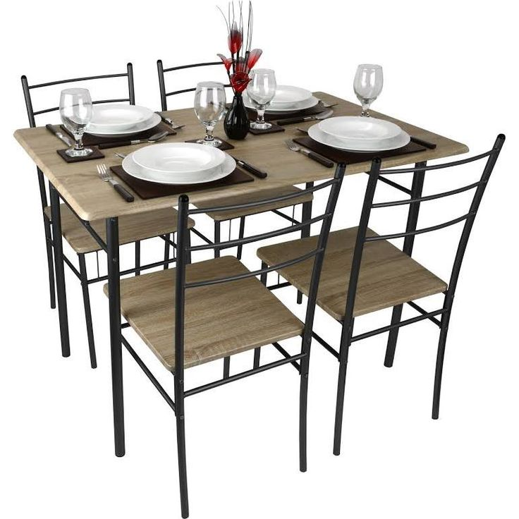 18 best small kitchen dining table sets images on for Very small kitchen table sets