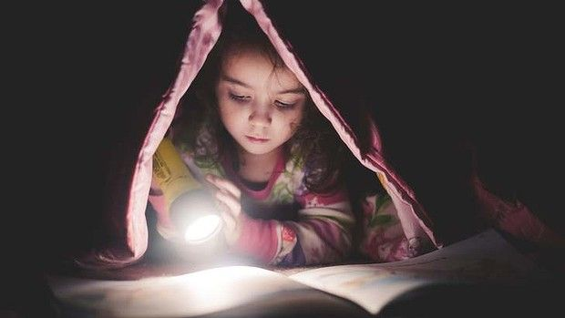 Keep reading with your child even after primary school.