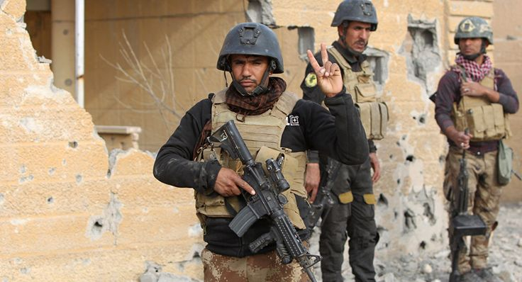 Decisive Rebuff? Iraq Sends Military Forces to Border With Saudi ...