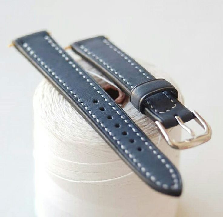 I finished the next watch strap. This 18mm strap is made of leather crazy hoes and stitched with cotton thread. Yesterday I went to the glorious Canada. #klevlinleathergoods #watchstrap #customwatchstrap #strapjunkie #watchlovers #leatherwork #handmade #saddlestitch #madetoorder #maroquinier #maroquinerie #seiko #seikowatches #citizenwatch #rolex #tudor #paneraicentral #watchcollection #omegaseamaster #omega #omegaspeedmaster #etsy #etsyshop