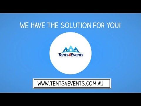 At Tents4Events we strive to make all events big or small successful, with over 20 years' experience in the event hire industry. Our knowledge and commitment to provide our customers with hassle free service and the best products available. We service Brisbane, Gold Coast and Sunshine Coast and outer areas. For more information, please contact us now. Tents4Events, 8a Mendooran court, Oxenford, Gold Coast, QLD 4210, Mobile: 0468 303 949, http://www.tents4events.com.au