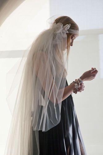 20s-style veil