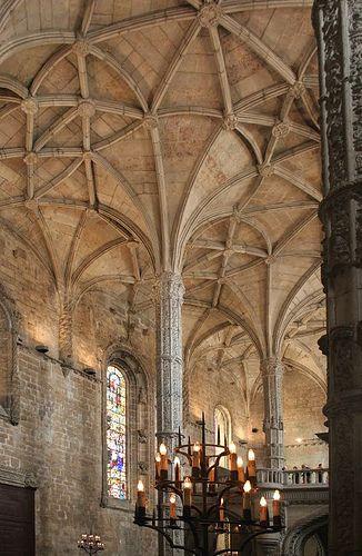 Lisboa - Mosteiro dos Jeronimos,  Portugal