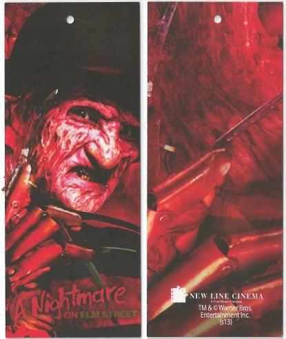 A Nightmare on Elm Street (Freddy)