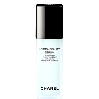 CHANEL - HYDRA BEAUTY SÉRUM - I love this product. Like a drink of water for your skin!  Great for people living at higher altitudes.
