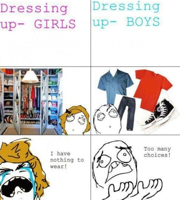 ... about Girls vs. Boys on Pinterest Ginger boy, Being a girl and Girls