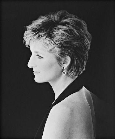 diana pictures patrick demarchelier | Princess Diana, 1993 by Patrick Demarchelier